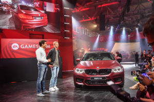 EA Need for Speed Payback BMW M5