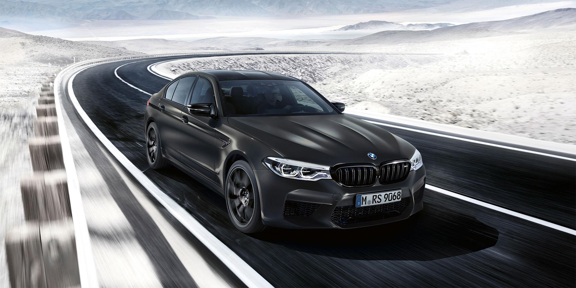 BMW M5 . Edition 35 Jahre