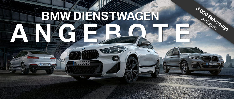 BMW Dienstwagen Angebote
