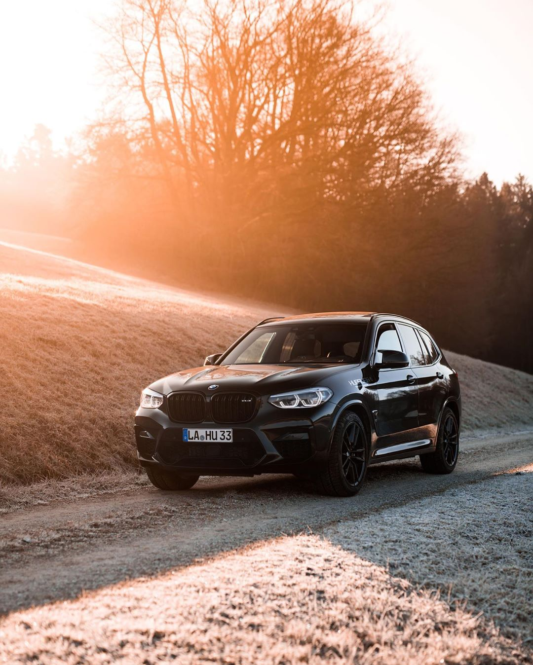 Instagram BMW X3 M Competition