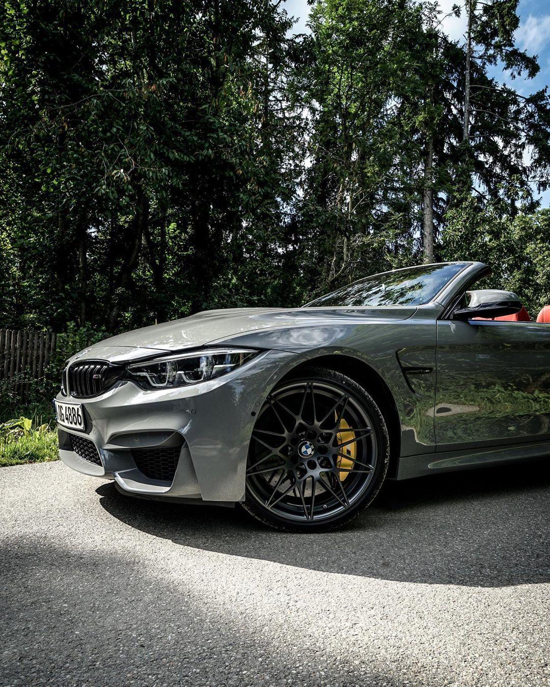 Instagram Das BMW M4 Cabrio