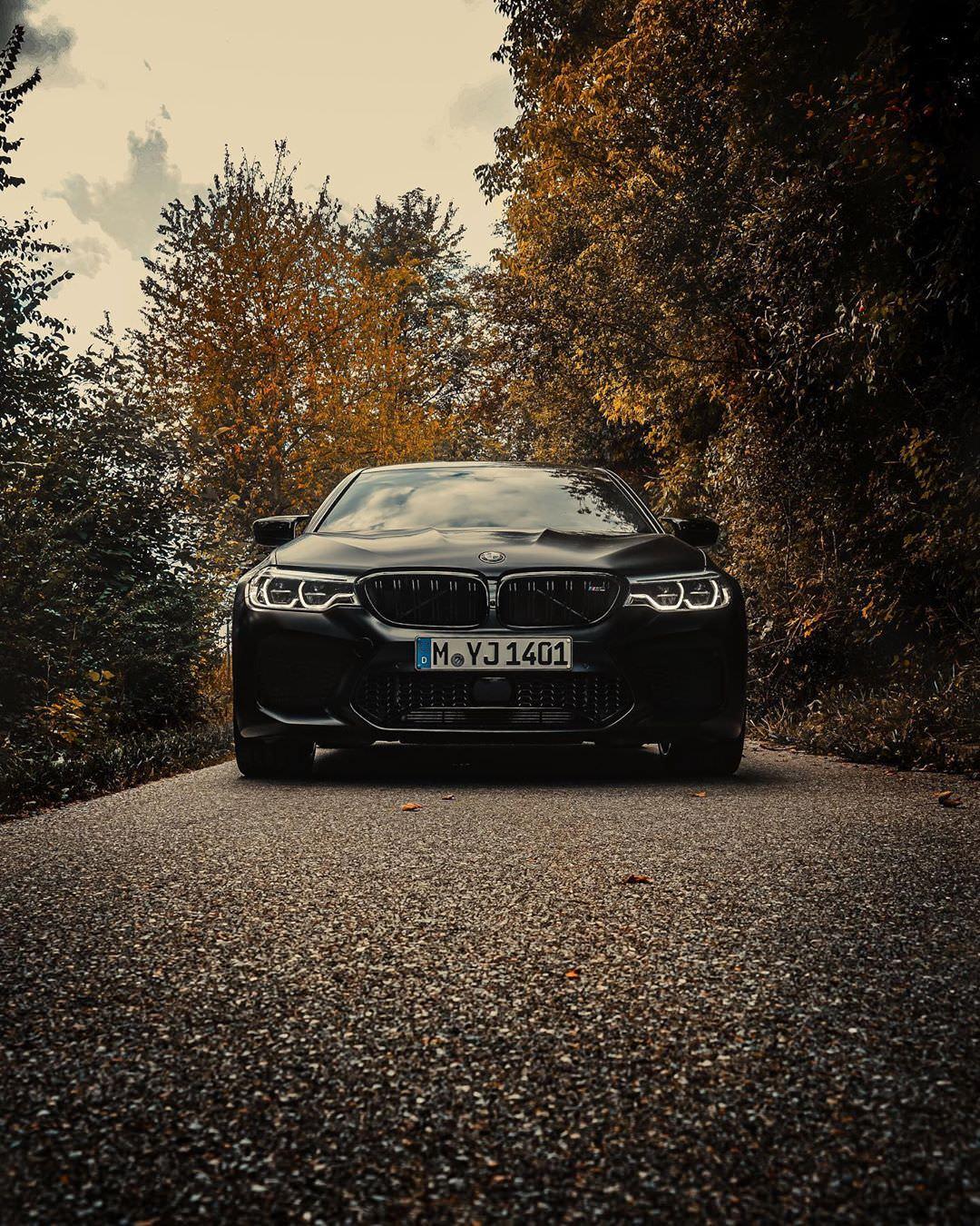 Instagram Der BMW M5 Competition