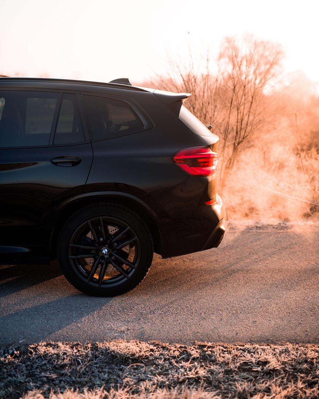 Instagram BMW X3 M