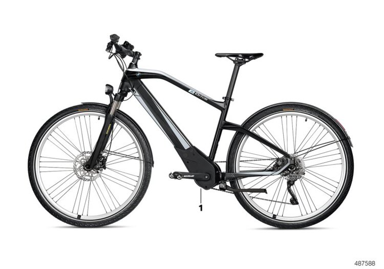 BMW Active Hybird E-Bike 28